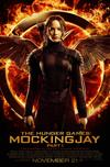 'The Hunger Games: Mockingjay - Part 1' cover