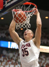 No. 2 Arizona 63, UNLV 58