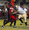 Big Man on Campus: Rio Rico High School's Top 10: QB Meza got Hawks in the win column