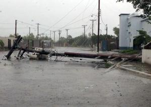 Huracán Odile debilitada; llega al sur de Arizona