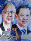 Stakes highest in decades in today's Malaysian election
