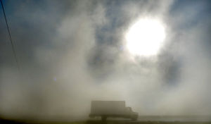 Photos: Dust-plagued section of I-10