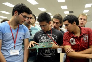Mexican engineering students visit Tucson