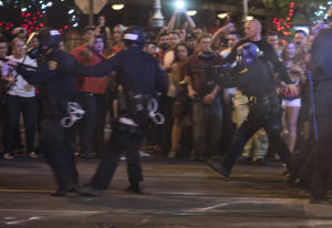 Board: Tucson police actions 'justified' in NCAA incident