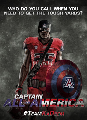 Greg Hansen: History, greatness beckons for 'Captain All-America'