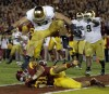 No. 1 Notre Dame 22, Usc 13: Notre Dame still perfect, will play in BCS title game