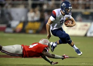 Photos: Arizona football at UNLV