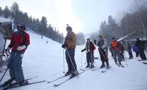Finally! Mount Lemmon Ski Valley opens