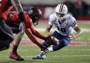 UA football: Arizona at Utah