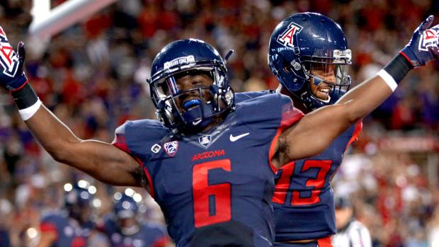 Photos: No. 9 Washington Huskies 35, Arizona Wildcats 28 (OT)