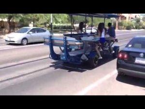 Arizona Party Bike