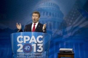 Photos: Conservatives pick Rand Paul