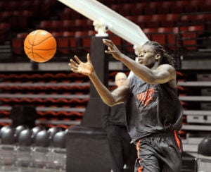 Photos: Former Arizona Wildcats forward Angelo Chol