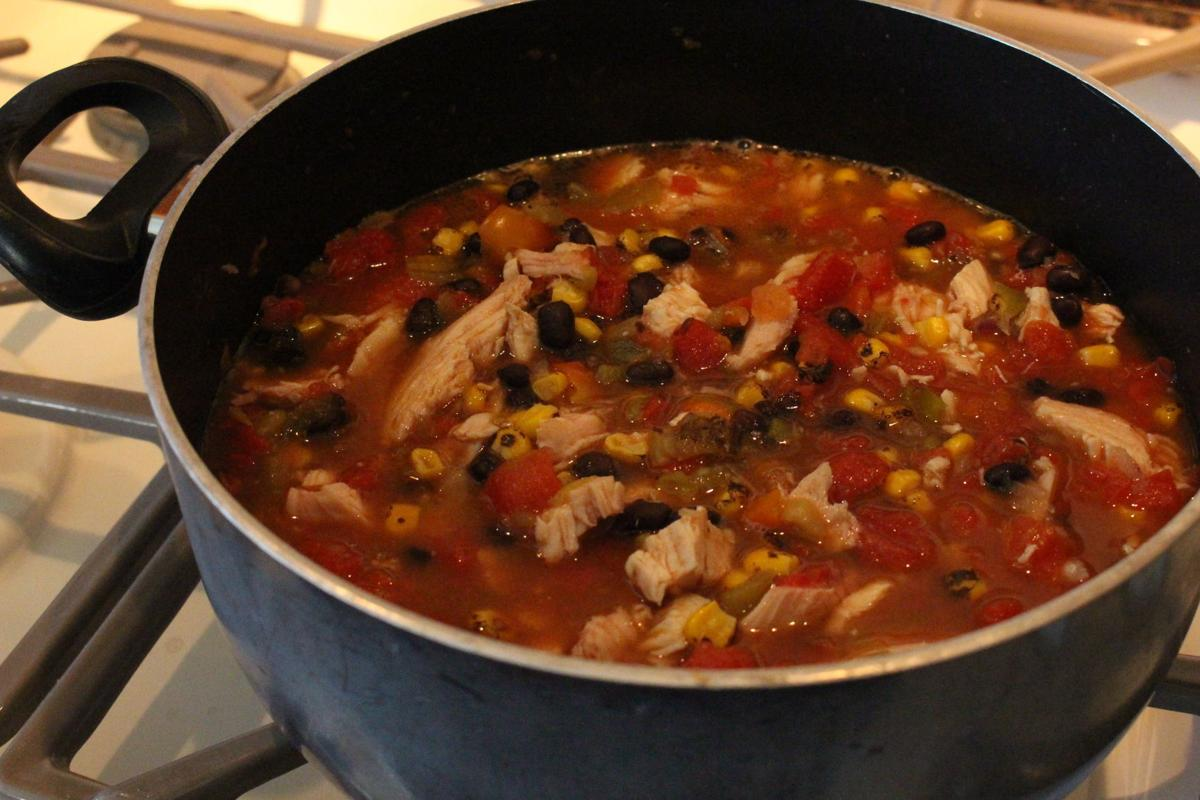 Make tortilla soup to match your dietary, taste ...