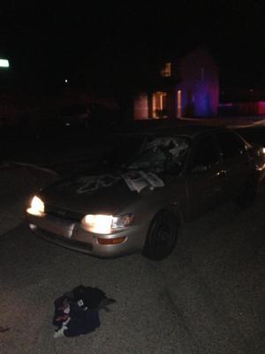 Man struck by car on Tucson's southwest side