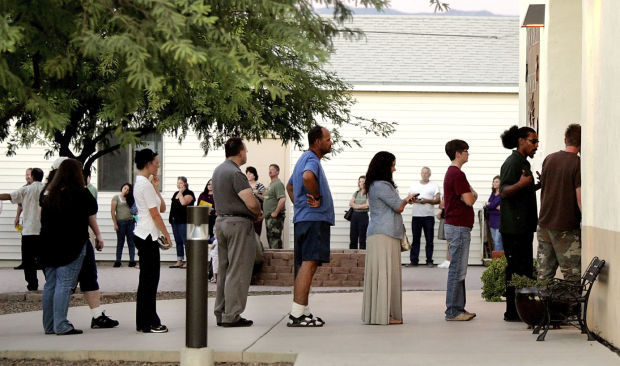 Arizona law requires paid time off to vote