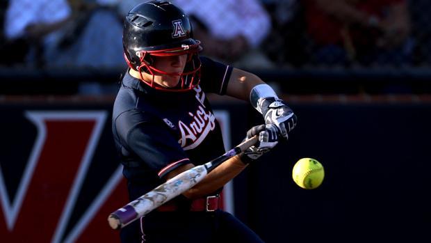 Photos: University of Arizona advances to NCAA Softball Super Regional