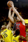 Arizona-NAU pregame notes: Simon ranks UA frontcourt No. 1