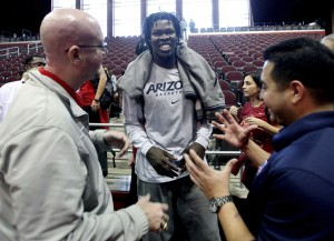 San Diego's Ayton attracting Wildcats -- and everyone else
