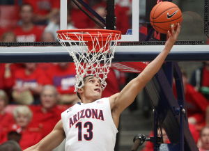 UA basketball notes: Johnson joins 1,000-point club, but still has chip on shoulder