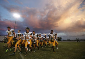 Mother Nature the big winner on HS football fields
