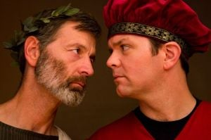 World premiere of Dante's 'Purgatorio' at Rogue Theatre