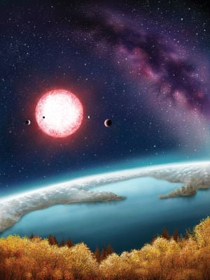 NASA announces the discovery of the first Earth-sized planet in the habitable zone of its star