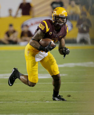 Sun Devils rout Weber State in opener 45-14