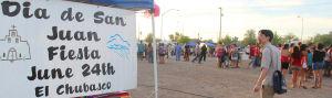 Piden lluvia bendita en el Mercado San Agustín