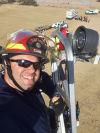 Tucson fire captain beats odds after aneurysm