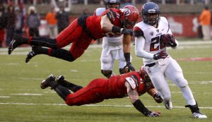 UA football: The chill of victory as Cats beat Utah