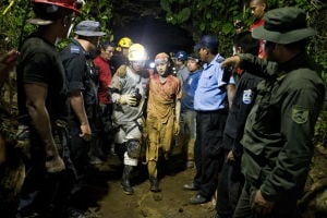22 trapped gold miners rescued in Nicaragua