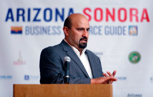 Photos: Arizona-Sonora Business guide presentation