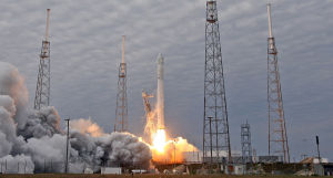 Photo of the day: SpaceX launch