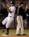 Arizona Baseball It's not about 'me' for Mejia