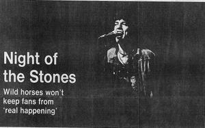 Tales from the Morgue: The Rolling Stones in Tucson