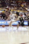 Arizona State basketball: Not a great Dane, but getting better fast