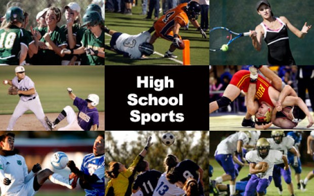 high school sports:
