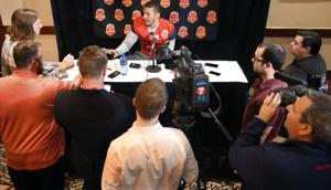 UA football: Video: Cats talk about Fiesta Bowl