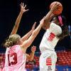 UA vs. Utah women's college basketball