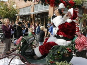 Santa Crawl is coming to town on Friday