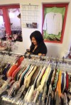 Shop lets needy dress for success
