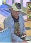 """Smokey the Bandit"" bank robber"