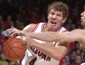 Photos: UA sports Throwback Thursday Luke Walton