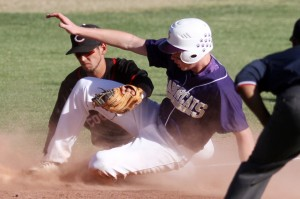 High school baseball: Battery mates give Sabercats a charge
