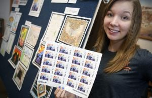 City High student picked as Tucson stamp design winner