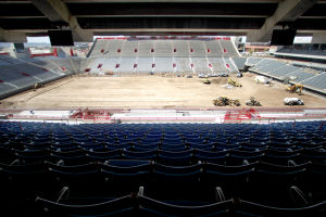 Photos: Arizona Stadium renovation nearly finished
