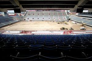 Photos: Arizona Stadium renovation nearly finished
