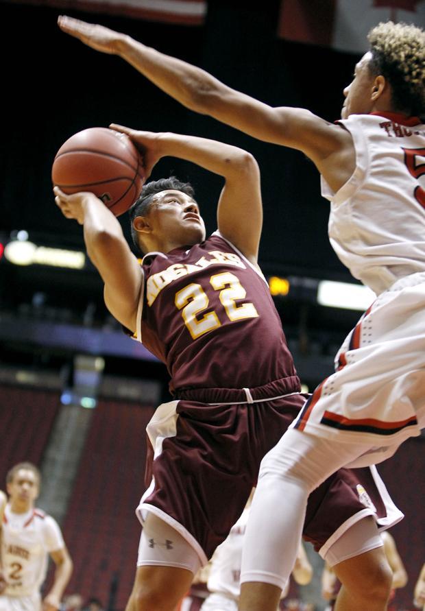 Photos: Nogales vs Paradise Valley basketball