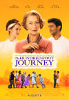 'The Hundred-Foot Journey' cover